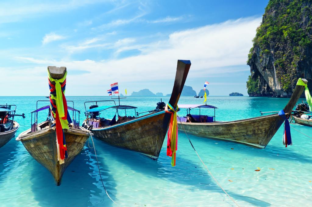 Туризм ру тайланд