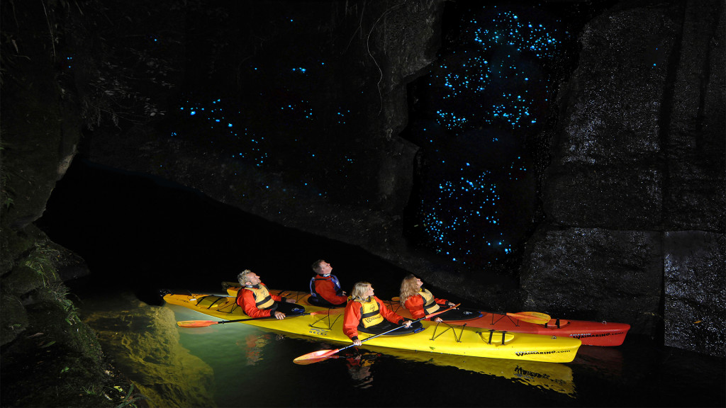 Coolest Places_Glow_worms_Kayak